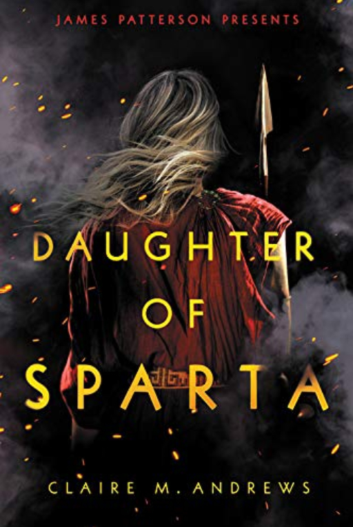 Daughter of Sparta book