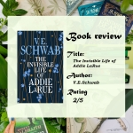 the invisible life of addie larue review